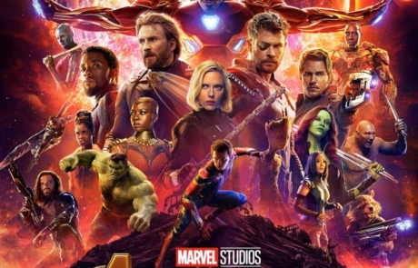 <h3>Official Trailer For Marvel&#8217;s AVENGERS: INFINITY WAR. UPDATE: Trailer #2</h3>