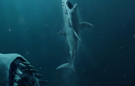 <h3>JASON STATHAM Vs &#8216;Giant Shark&#8217; In THE MEG Co-Starring LI BINGBING. UPDATE: International Trailer</h3>