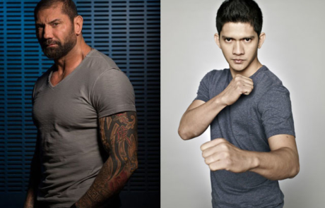 <h3>IKO UWAIS Joins DAVE BAUTISTA In The Action Comedy STUBER</h3>