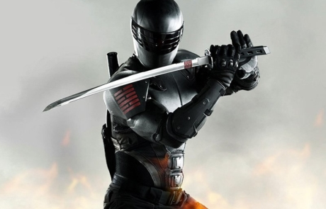 <h3>Paramount Pictures Developing SNAKE EYES Solo Movie</h3>