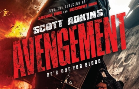 <h3>Director JESSE V. JOHNSON &#038; SCOTT ADKINS Teams-Up Once Again For AVENGEMENT</h3>