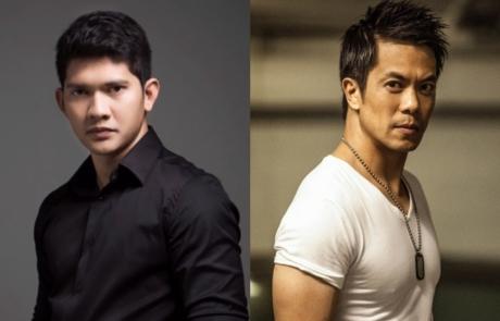 <h3>IKO UWAIS &#038; BYRON MANN Teams-Up For Netflix&#8217;s Martial Arts Series WU ASSASSINS. UPDATE: MARK DACASCOS &#038; JUJU CHAN Joins Cast</h3>