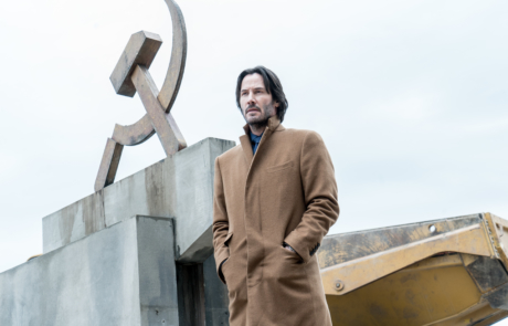 <h3>Trailer For The Action Thriller SIBERIA Starring KEANU REEVES</h3>