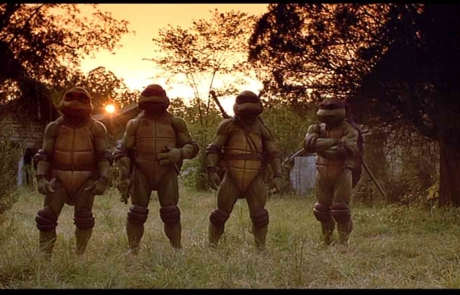 <h3>New TEENAGE MUTANT NINJA TURTLES Live-Action Film Green Lit</h3>
