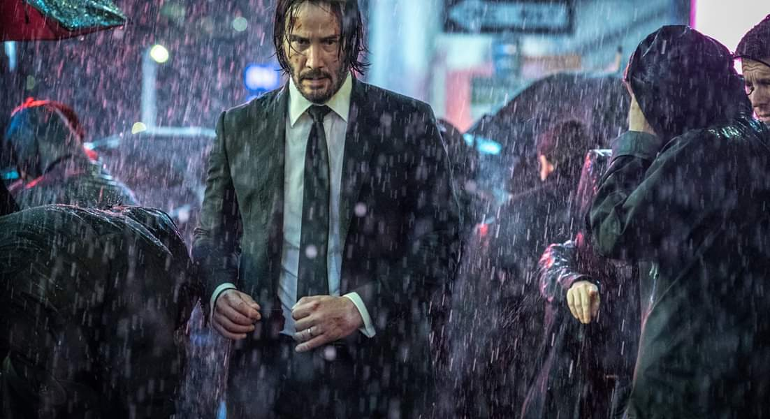 A still from John Wick game