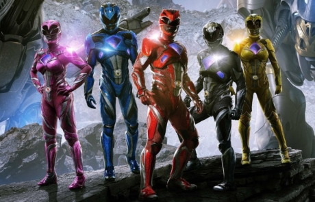 <h3>The POWER RANGERS Sequel Is In Development By Hasbro</h3>