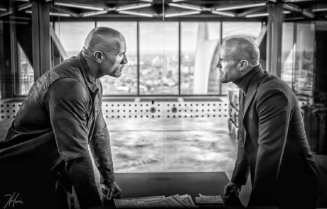 <h3>DWAYNE &#8216;THE ROCK&#8217; JOHNSON &#038; JASON STATHAM Stars In &#8216;Fast &#038; Furious&#8217; Spin-Off HOBBS &#038; SHAW. UPDATE: First Look At IDRIS ELBA</h3>