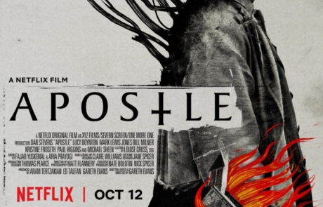 <h3>First Trailer For Netflix&#8217;s THE APOSTLE Directed By The Raid&#8217;s GARETH EVANS</h3>
