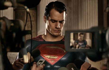 <h3>HENRY CAVILL Hangs Up His Cape As &#8216;Superman&#8217; In The DCEU</h3>