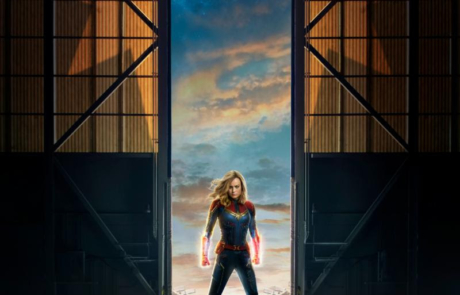 <h3>First Trailer For CAPTAIN MARVEL Starring BRIE LARSON &#038; SAMUEL L. JACKSON</h3>