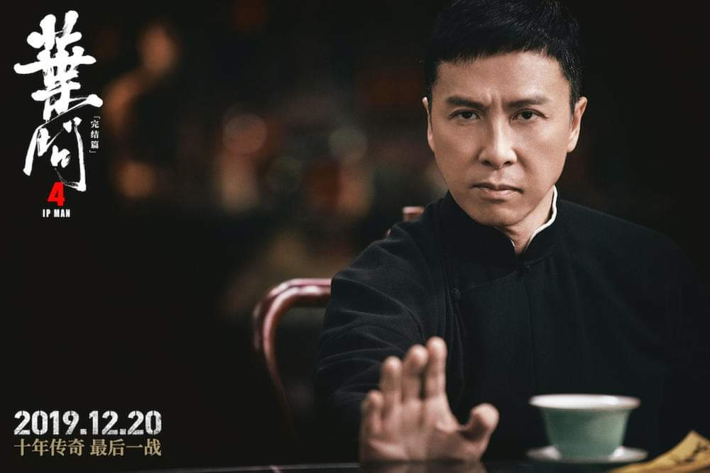 Making Of Featurette For Ip Man 4 Starring Donnie Yen